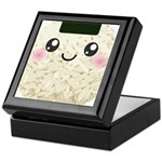 Cute Kawaii Rice Ball Keepsake Box