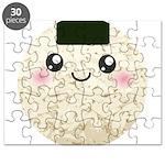 Cute Kawaii Rice Ball Puzzle