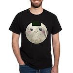 Cute Kawaii Rice Ball Dark T-Shirt