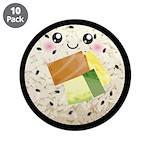 Cute Kawaii Sushi Roll 3.5