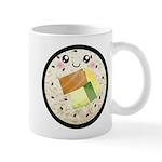 Cute Kawaii Sushi Roll Mug