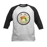 Cute Kawaii Sushi Roll Kids Baseball Jersey