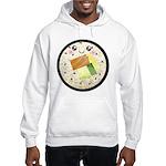 Cute Kawaii Sushi Roll Hooded Sweatshirt
