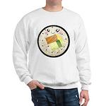 Cute Kawaii Sushi Roll Sweatshirt