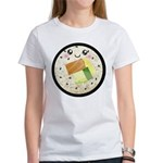 Cute Kawaii Sushi Roll Women's T-Shirt