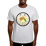 Cute Kawaii Sushi Roll Light T-Shirt
