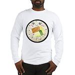 Cute Kawaii Sushi Roll Long Sleeve T-Shirt