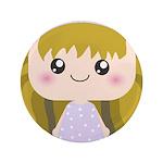 Kawaii cartoon Girl 3.5