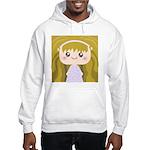 Kawaii cartoon Girl Hooded Sweatshirt