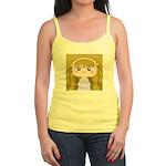 Kawaii cartoon Girl Jr. Spaghetti Tank
