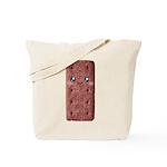 Cute Chocolate Cookie Tote Bag