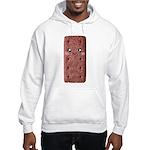 Cute Chocolate Cookie Hooded Sweatshirt