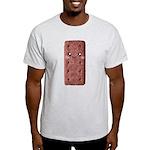 Cute Chocolate Cookie Light T-Shirt