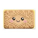 Cute Vanilla Cream Cookie Car Magnet 20 x 12