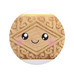 Cute Vanilla Cream Cookie 3.5