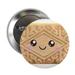 Cute Vanilla Cream Cookie 2.25