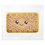 Cute Vanilla Cream Cookie King Duvet
