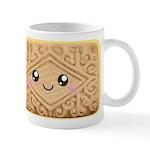 Cute Vanilla Cream Cookie Mug