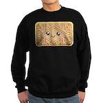 Cute Vanilla Cream Cookie Sweatshirt (dark)