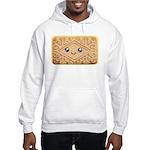 Cute Vanilla Cream Cookie Hooded Sweatshirt