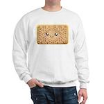 Cute Vanilla Cream Cookie Sweatshirt