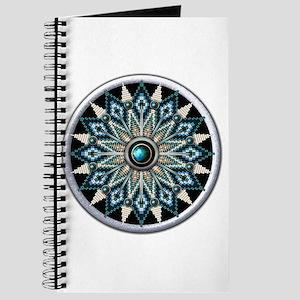 Native American Rosette 04 Journal