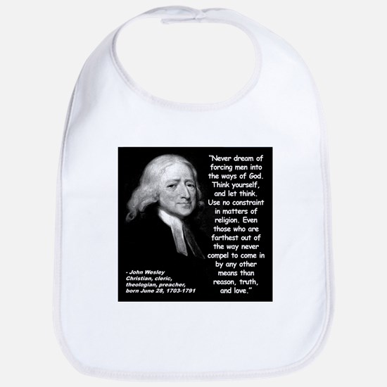Wesley Religion Quote 2 Bib