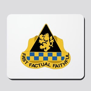 DUI - 525th Military Intelligence Brigade Mousepad