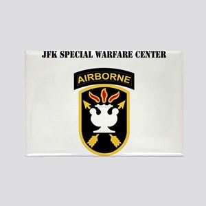 SSI - JFK Special Warfare Center with Text Rectang