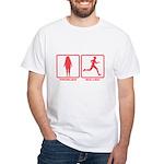 Problem solved White T-Shirt