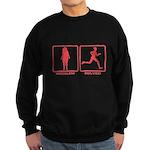 Problem solved Sweatshirt (dark)