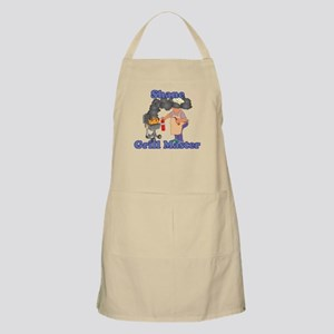 Grill Master Shane Apron