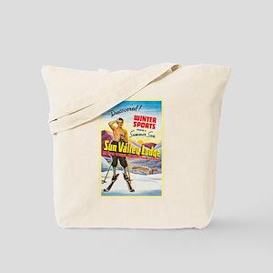 Idaho Travel Poster 1 Tote Bag