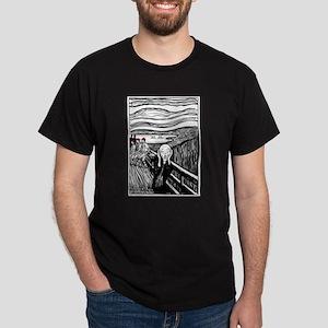 Morris Dancers Screamf T-Shirt