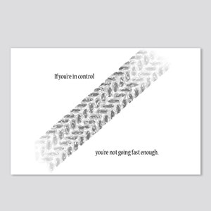 Fast Enough Postcards (Package of 8)