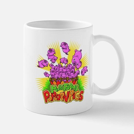 Popcorn Pigs Mug
