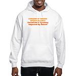 Communism and Socialism Hooded Sweatshirt