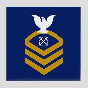 USCG Reserve BMC<BR> Tile Coaster