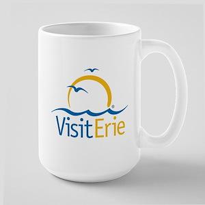 VisitErie Large Mug