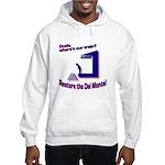 Del Monte Hooded Sweatshirt