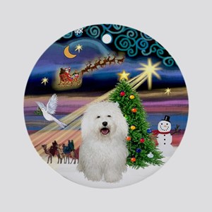 Xmas Magic Bolognese Ornament (Round)