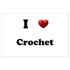 Crochet Posters