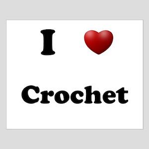Crochet Small Poster