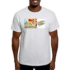 Beach Umbrella Light T-Shirt