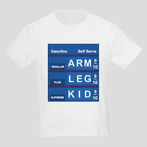 GAS PRICES Kids T-Shirt