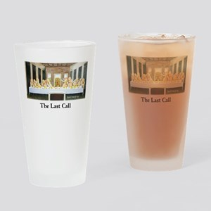 The Last Call-Drinking Glass