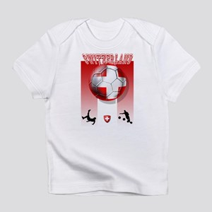 Switzerland Soccer Infant T-Shirt