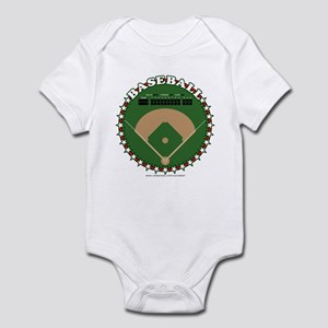 Curveball Infant Bodysuit