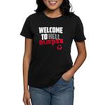 Welcome to Burpee Women's Dark T-Shirt