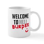 Welcome to Burpee Mug
